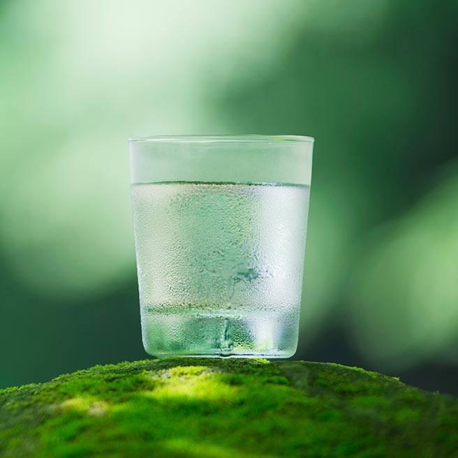 Wasser mit Milchzucker | Ramend