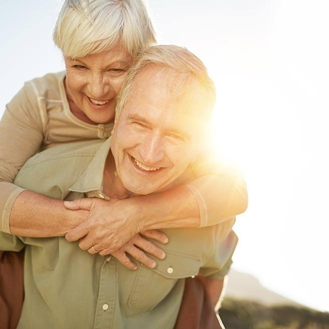 Glückliches Paar | Ramend